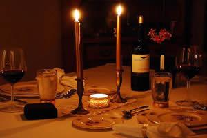 Consejos e ideas para hacer una cena rom ntica en casa - Preparar algo romantico en casa ...