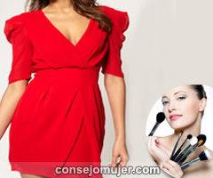 Trucos de belleza para navidad y año nuevo: maquillaje y vestimenta